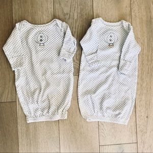 Twin newborn sleepers